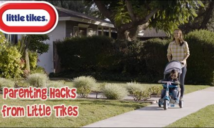 Perfect Fit 4-in-1 Trike – Parenting Hack #295