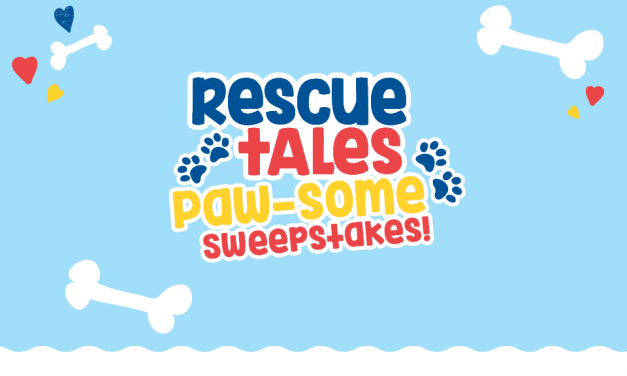 Rescue Tales Paw-some Sweepstakes
